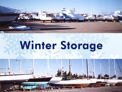 Sandwich Marina Winter Boat Storage