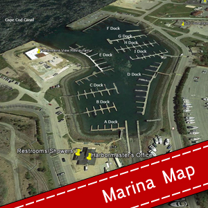 Sandwich Marina Map